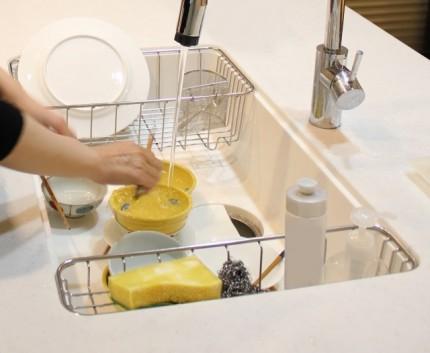 家事洗いもの