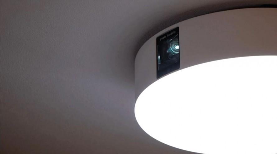 照明プロジェクター poplnAladdin2