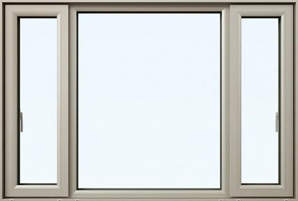 ウインドキャッチ連窓 風が入る窓